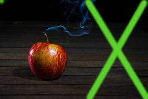 Simply Discard The Polished and Waxed Fruits and Vegetables